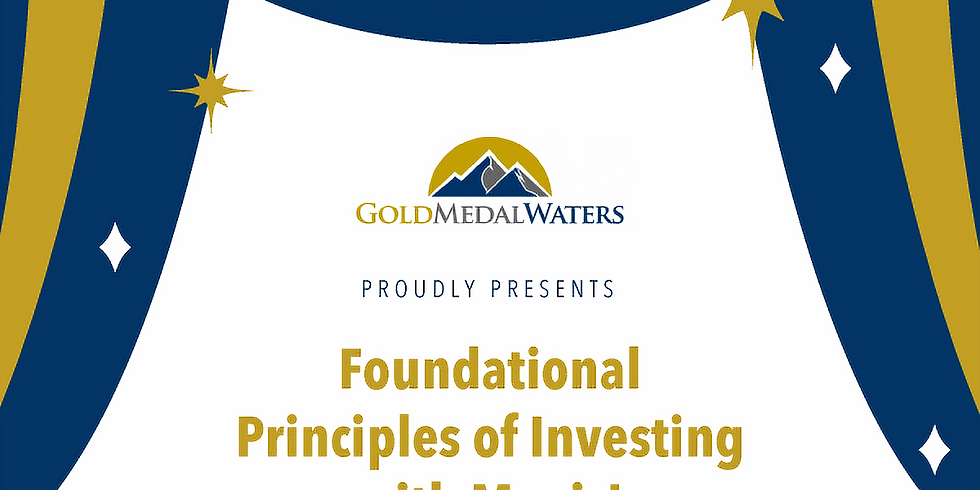 Foundational Principles of Investing with Magic