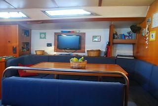 vacanza a vela con i tuoi bambini | la barca