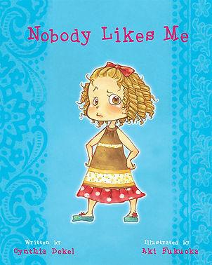 Nobody Likes Me- illustration & Design by Aki Fukuoka