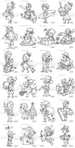 2010 Stamp designs
