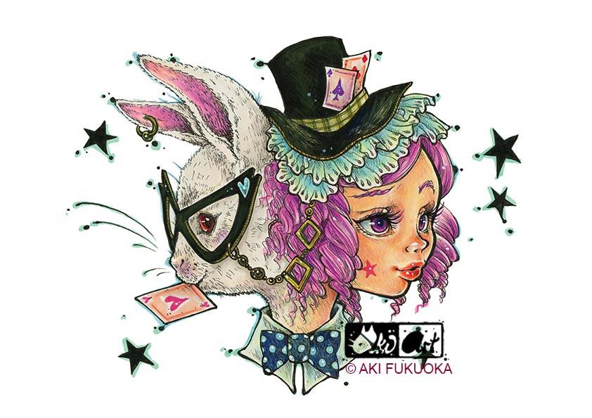 Aki Fukuoka- Magic