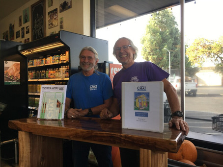 Round up for CHAT at Chico Natural Foods!