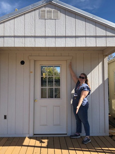Rotarians Join CHAT to Outfit Cabins for Everhart Village, Sat., Oct. 16th, 2021