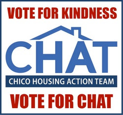Best of Chico is Back! Vote for CHAT and Vote for Kindness!
