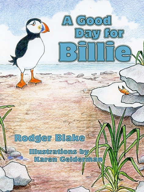"""A Good Day for Billie"" by Rodger Blake"