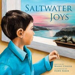 """Saltwater Joys"" by Wayne Chaulk"