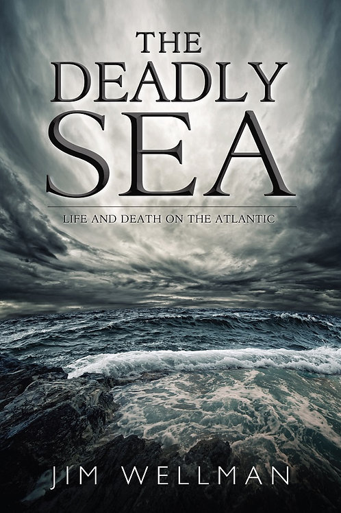 """The Deadly Sea"" by Jim Wellman"