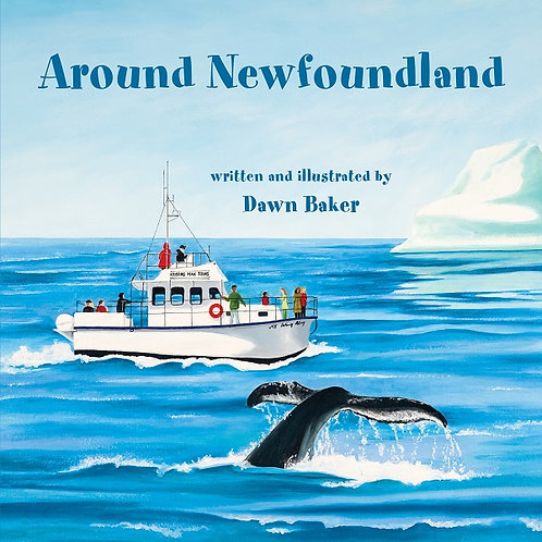 """Around Newfoundland"" by Dawn Baker"