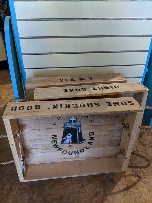 Newfoundland Crates