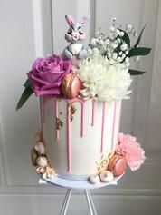 Thumps Drip cake