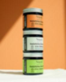 Vegane Deodorants in den Sorten Green Touch, Peach perfect und Kokos | ohne Parfum