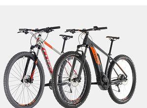 Baška Bike eBike Rental Krk Island Croatia