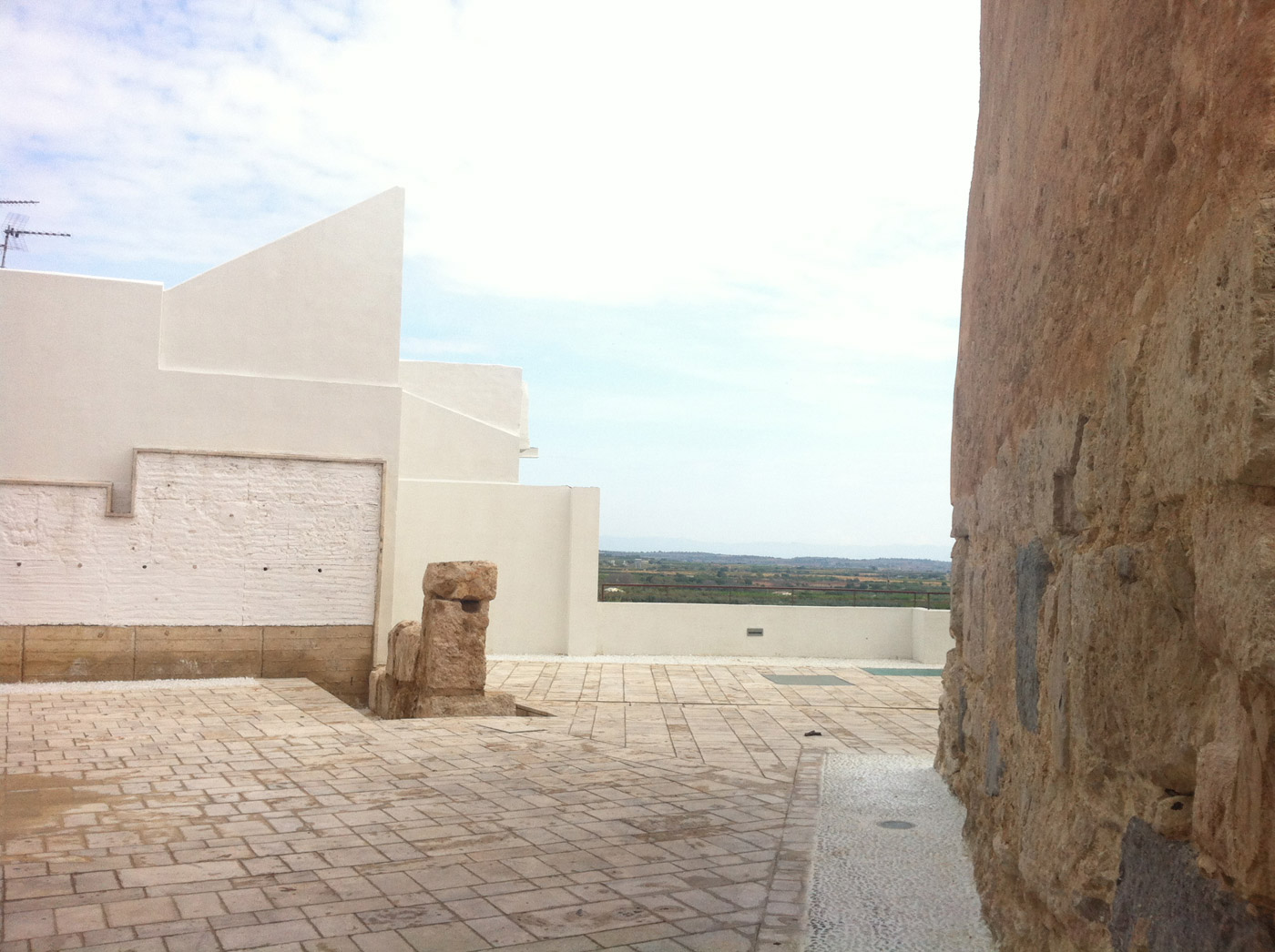 ción Torre Árabe en Chiva