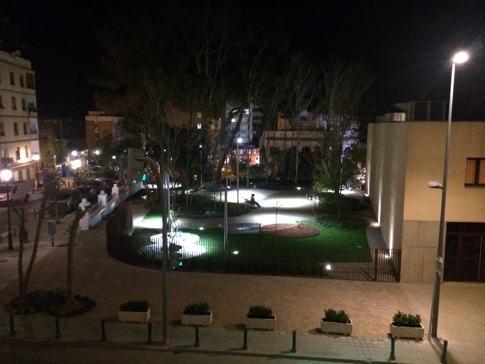 Jardin de la Cultura en Chiva