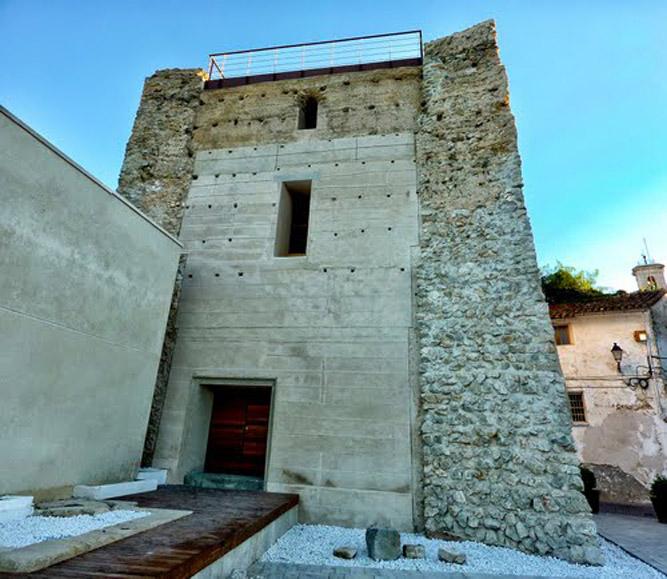 Rehabilitación Torre Árabe en Chiva