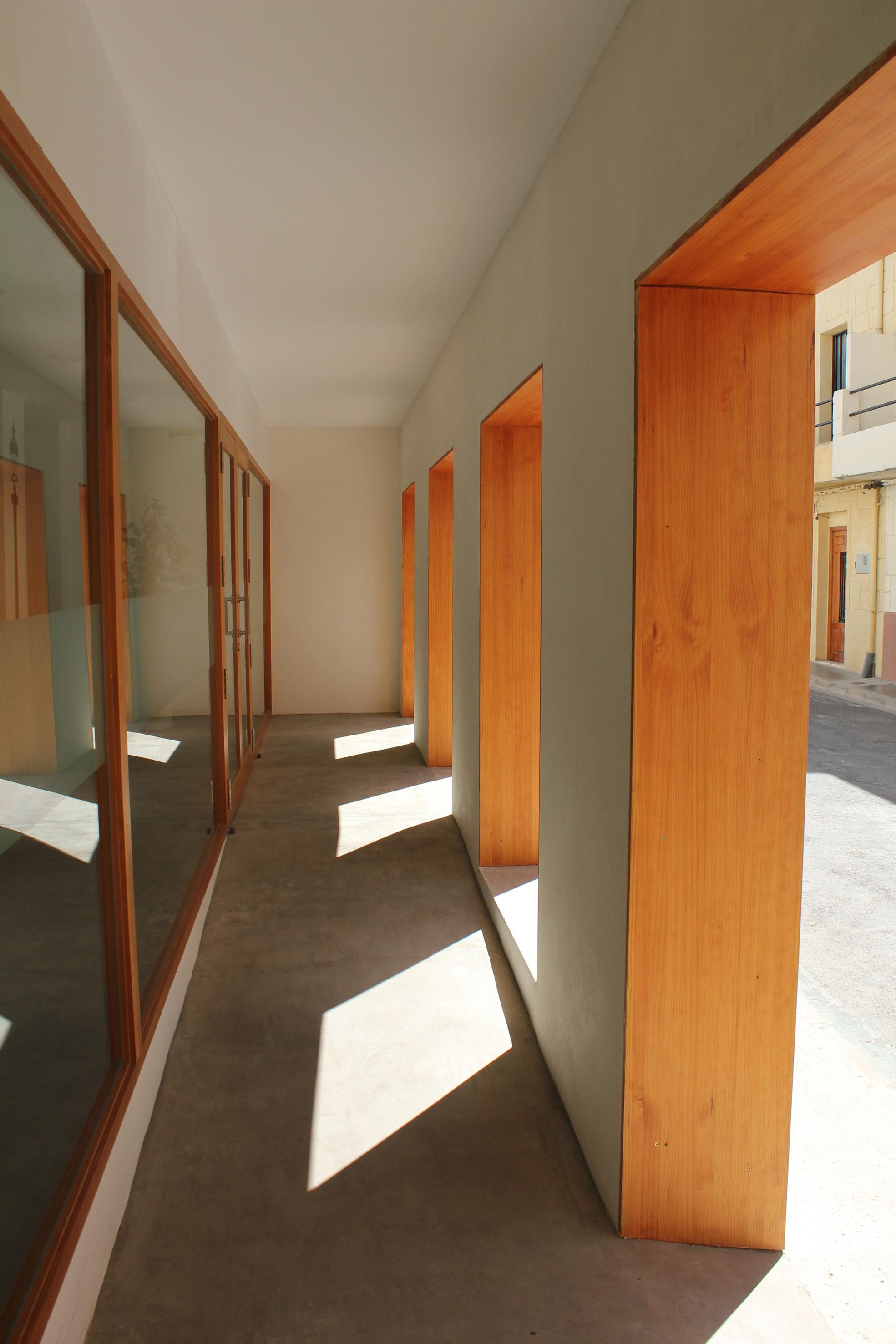 Edificio Polivalente en Bolbaite