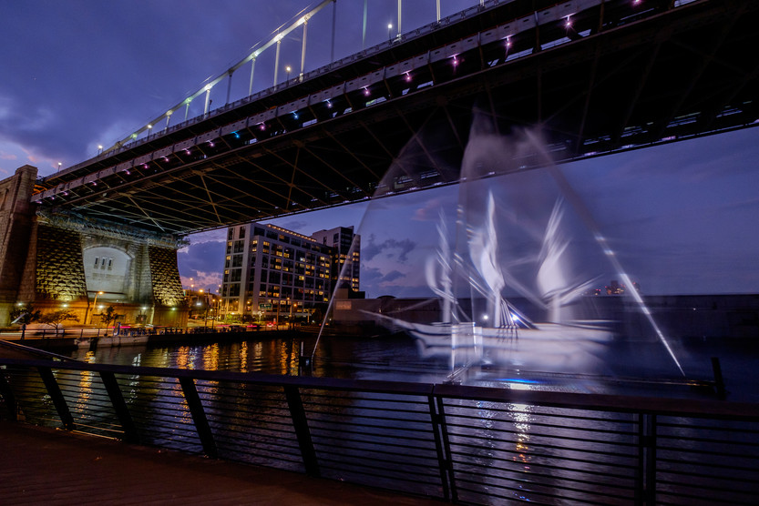 Ghost Ship Philadelphia - Video Documentary