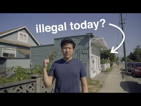 About Here   Why Did we make Front Yard Businesses Illegal?