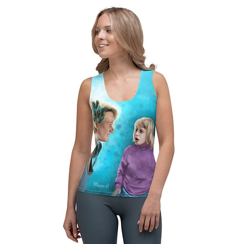 Future self  Cut & Sew Tank Top