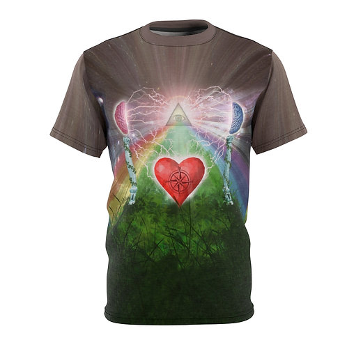 Mind heart awareness t-shirt