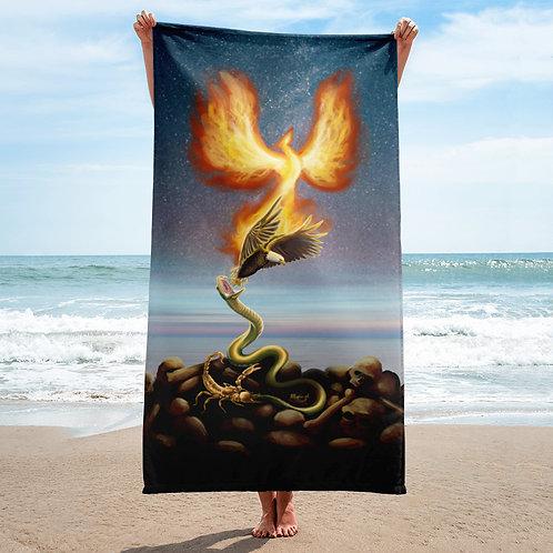 Scorpio Towel