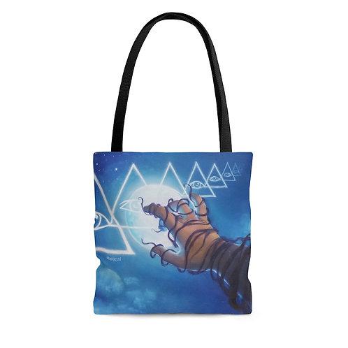 Dark creations Tote Bag
