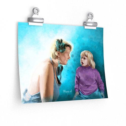 Innerlijke kind poster