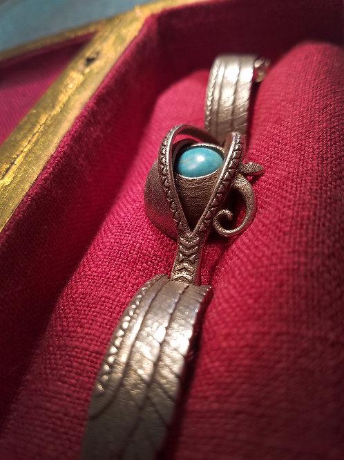 Eye bracelet Turquoise