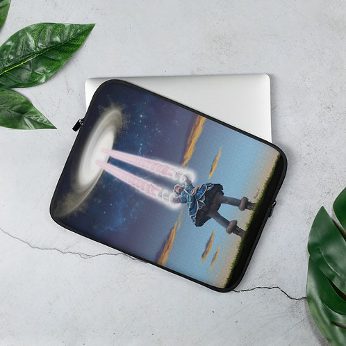 Cultivating Qi Laptop Sleeve