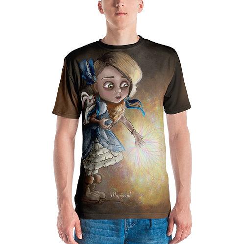 Healing hands Men's T-shirt