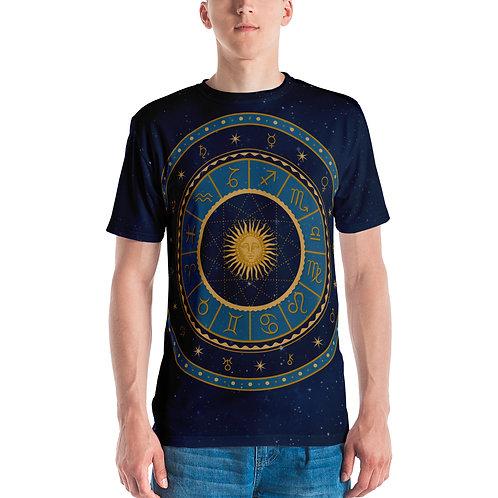 Zodiac T-shirt voor heren