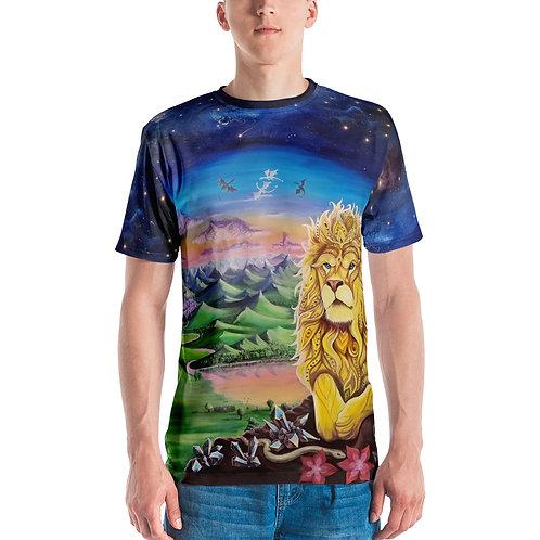 Levenswiel Men's T-shirt