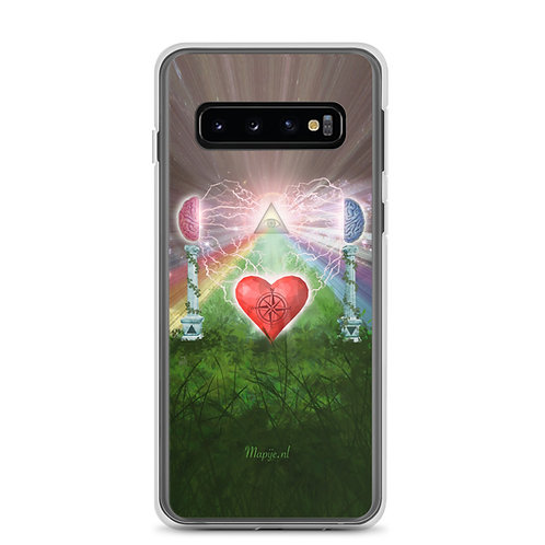 heart mind awareness Samsung Case