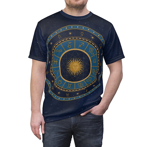Zodiac heren T-shirt