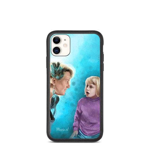 Future self Biodegradable phone case