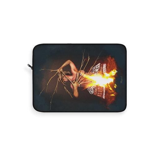 Magic Fire Laptop Sleeve