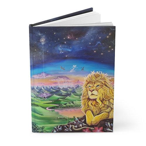Levenswiel Hardcover Journal Matte