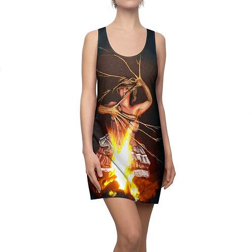 Magic Fire Racerback Dress