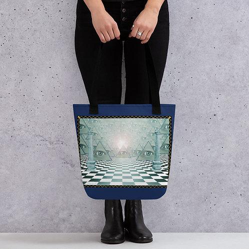 Mystical Parents Tote bag