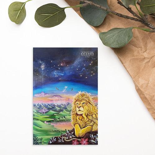 Levenswiel Standard Postcard