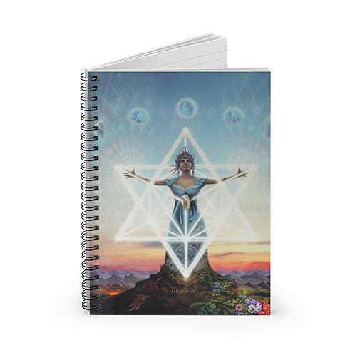 Manifestation notebook