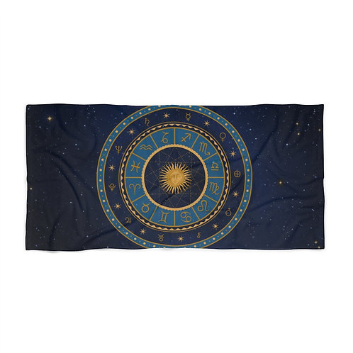 Zodiac Towel