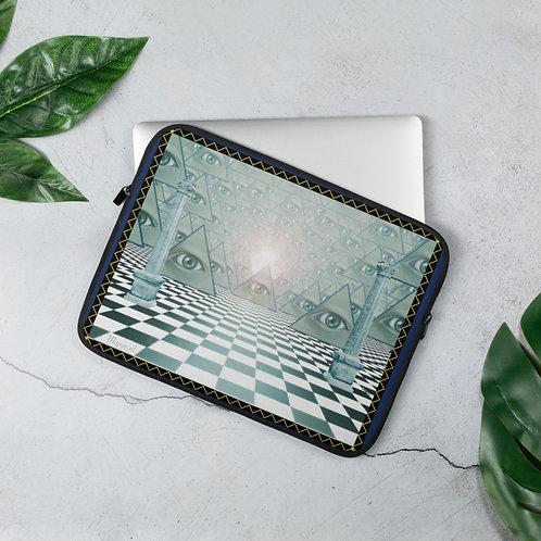 Mystical Parents Laptop Sleeve