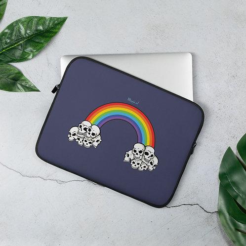 Embracing death Laptop Sleeve