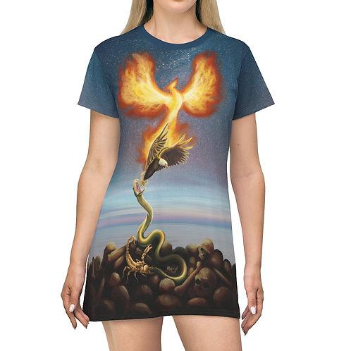 Scorpio T-Shirt Dress