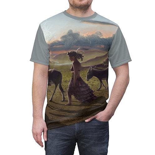 Het basics T-shirt voor heren
