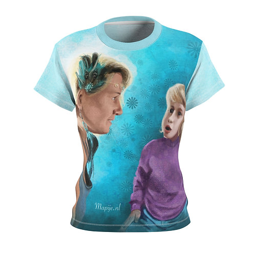 Innerlijk kind Dames t-shirt