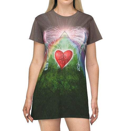 Mind Heart Awareness T-shirtjurk