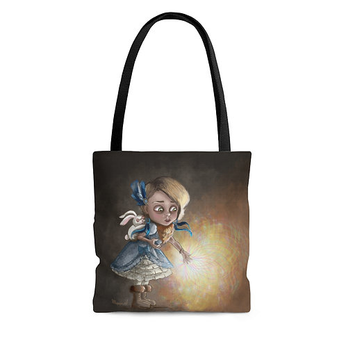 Healing hands Tote Bag