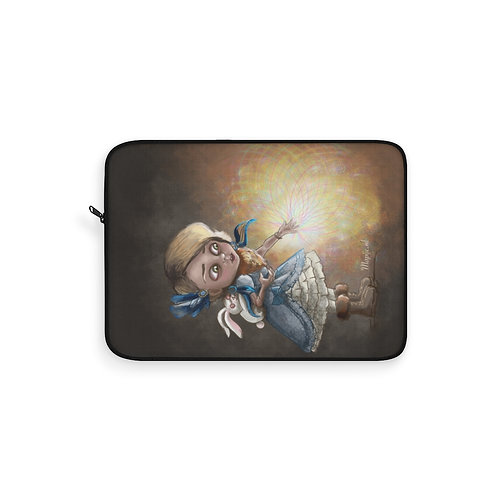 Healing hands Laptop Sleeve